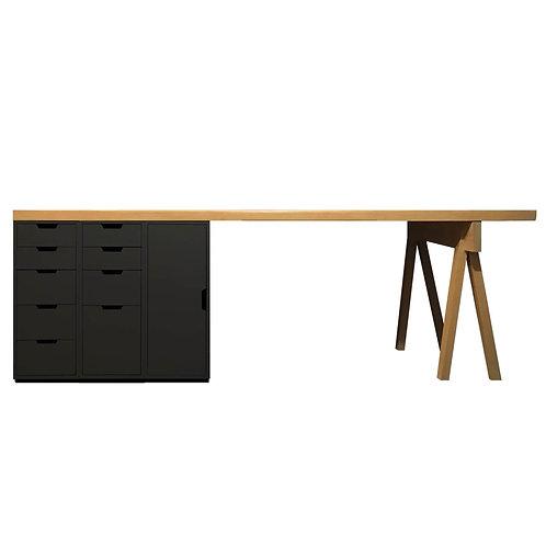 Full Desk negro