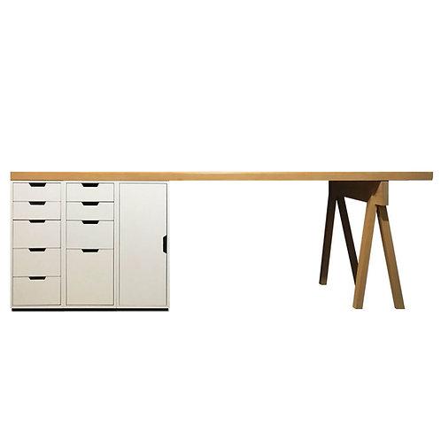 Full Desk blanco