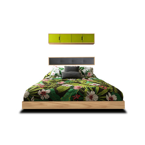 Singular bed encino
