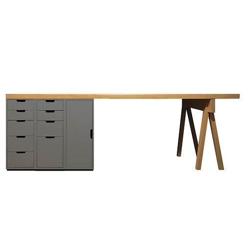 Full Desk gris