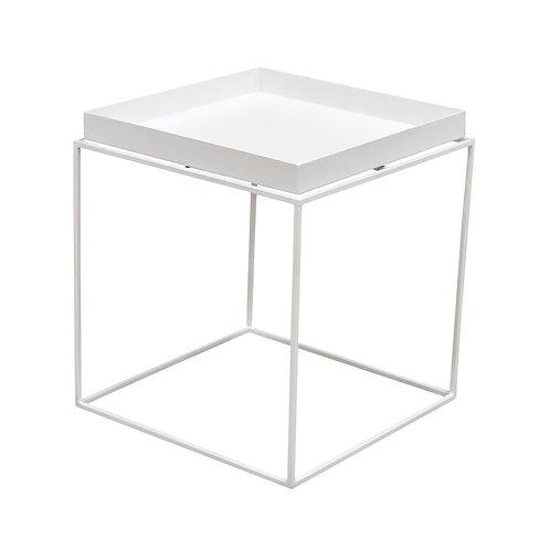 Steel table 40x40