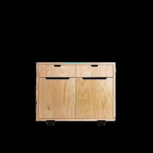 Minimal side board