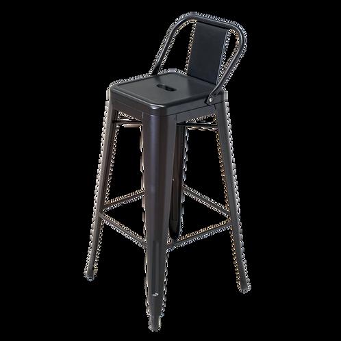 Tolix stool back RÉPLICA