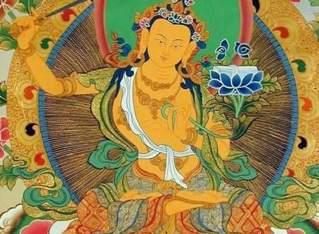 5/13: MAÑJUŚRĪ MANTRA & MEDITATION PRACTICE WITH INTUITIVE MOVEMENT