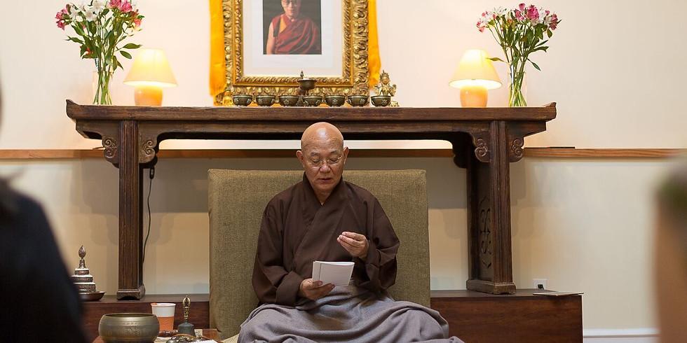Sunday Cyber Sangha: Meditation and Dharma