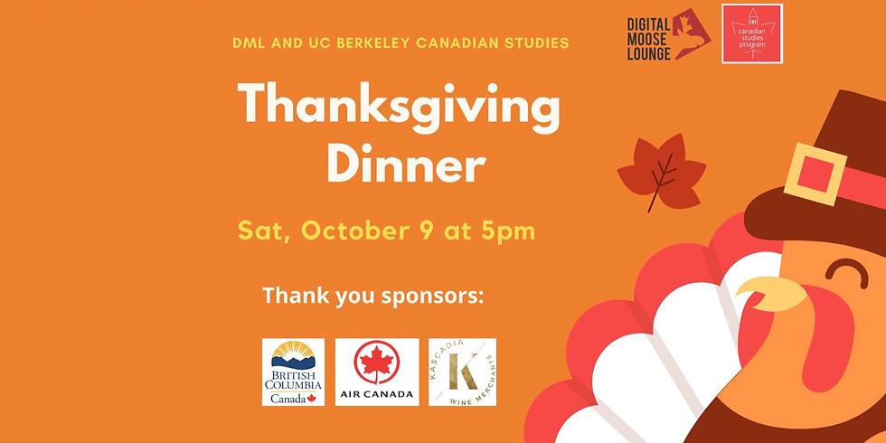 DML Canadian Thanksgiving Dinner