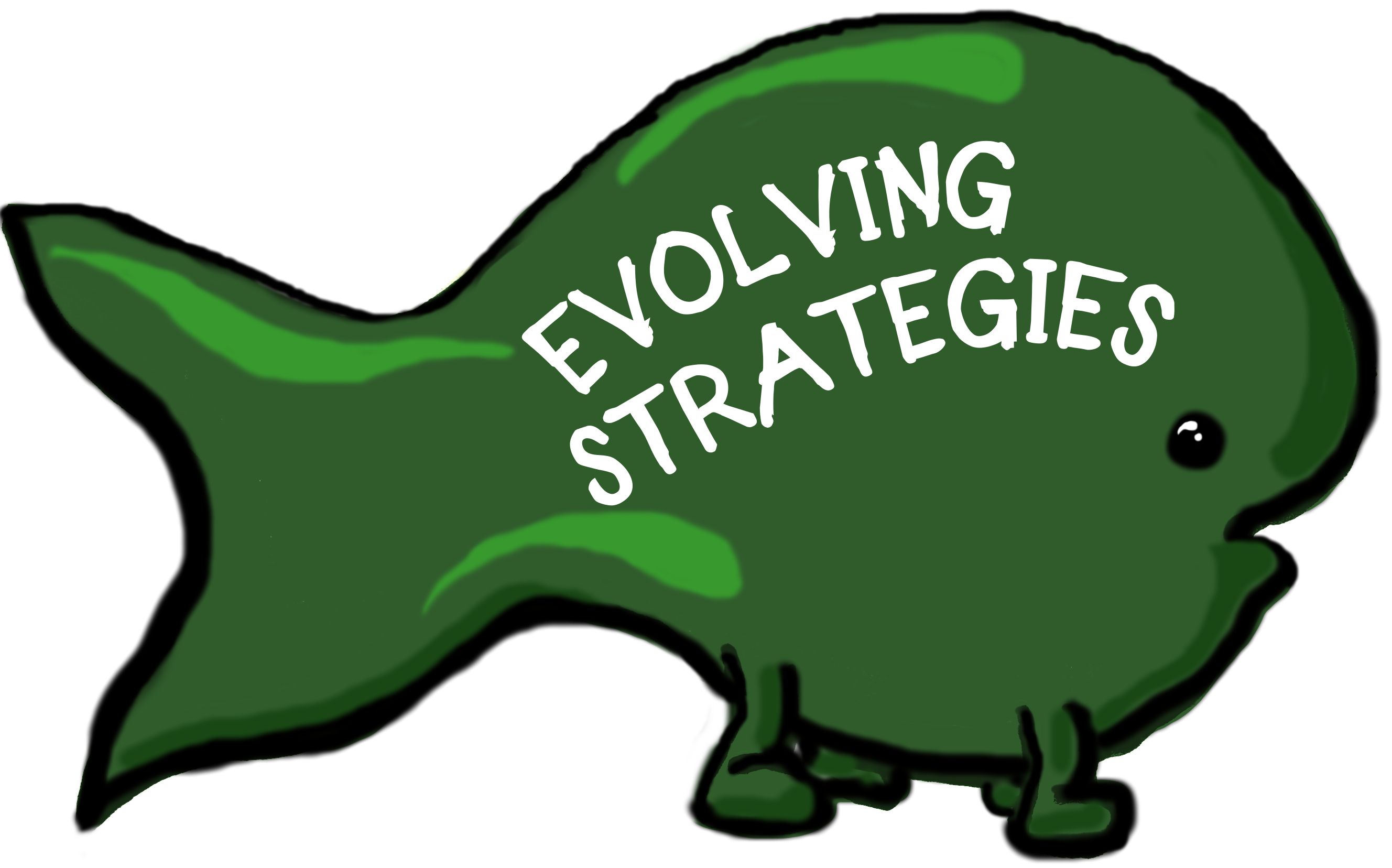 Evolving Strategies