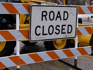 Road Closed – What's an Innovator to Do?