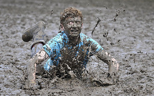 Mud Warning