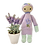 Thumbnail: בובת לאלי - סרוגה בעבודת יד