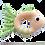 Thumbnail: קשקשן בצורת דג