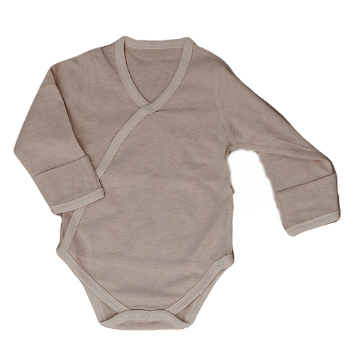 בגדי תינוקות מכותנה אורגנית