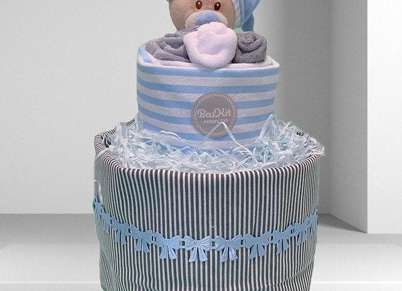 עוגת טיטולים מתוקה- להולדת הבן