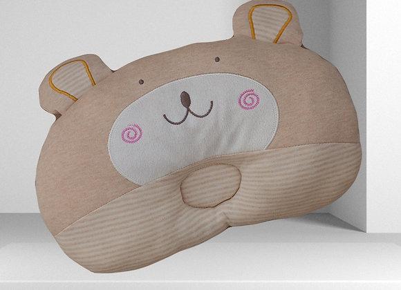 כרית למיטת תינוק - דגם דובי
