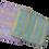 Thumbnail: שמיכת מוסלין 6 שכבות כותנה אורגנית