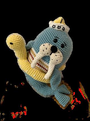 מתנה ללידה - ברלי כלב הים