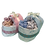 Thumbnail: מתנה ללידה - עוגת טיטולים - עריסה