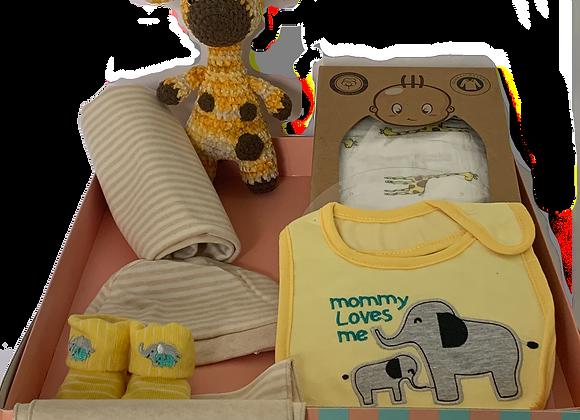 מתנה ללידה - מארז ספארי