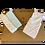 Thumbnail: מארז שמיכה סרוגה בעבודת יד