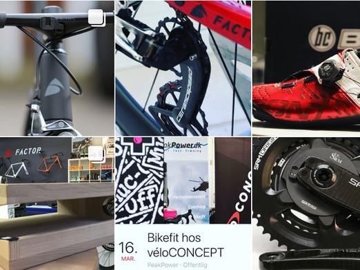 Veloconcept cycling er ny forhandler
