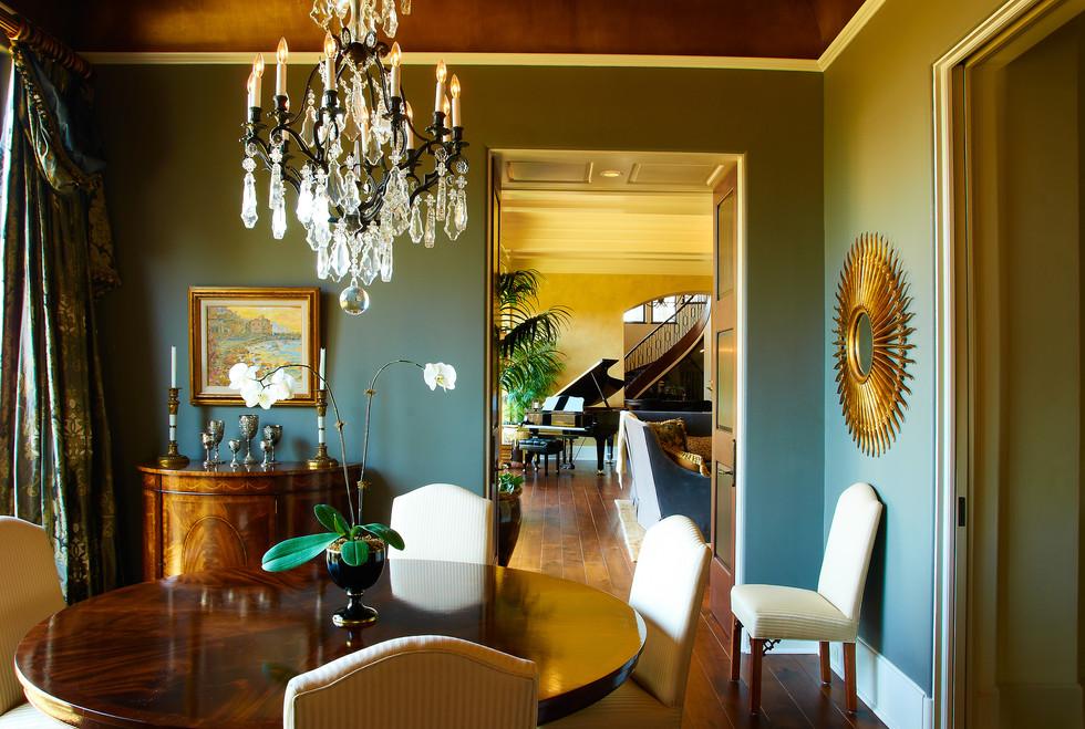 living room splendor