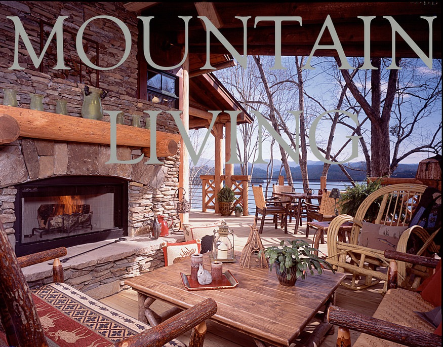 Mountain Living Cover