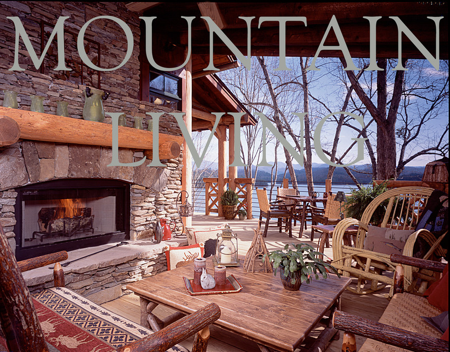Mountain Living Cover