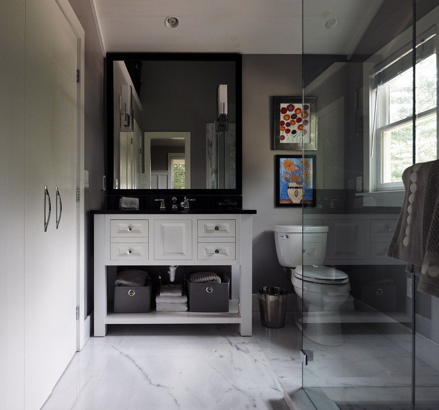 Man's bathroom