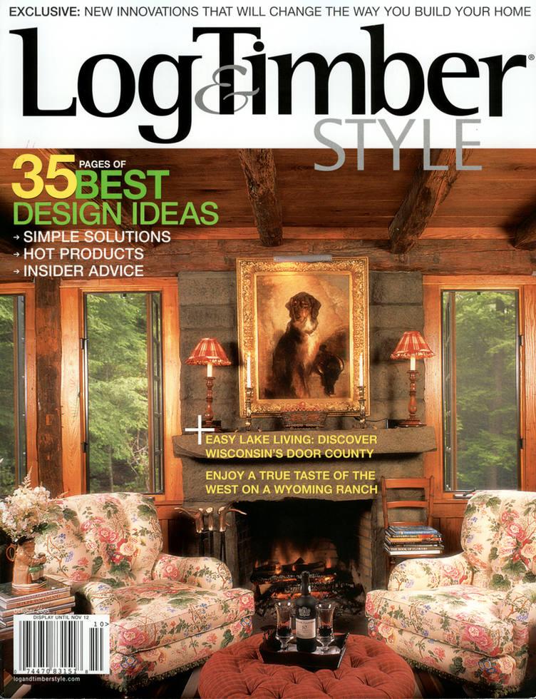 Log Timber Style