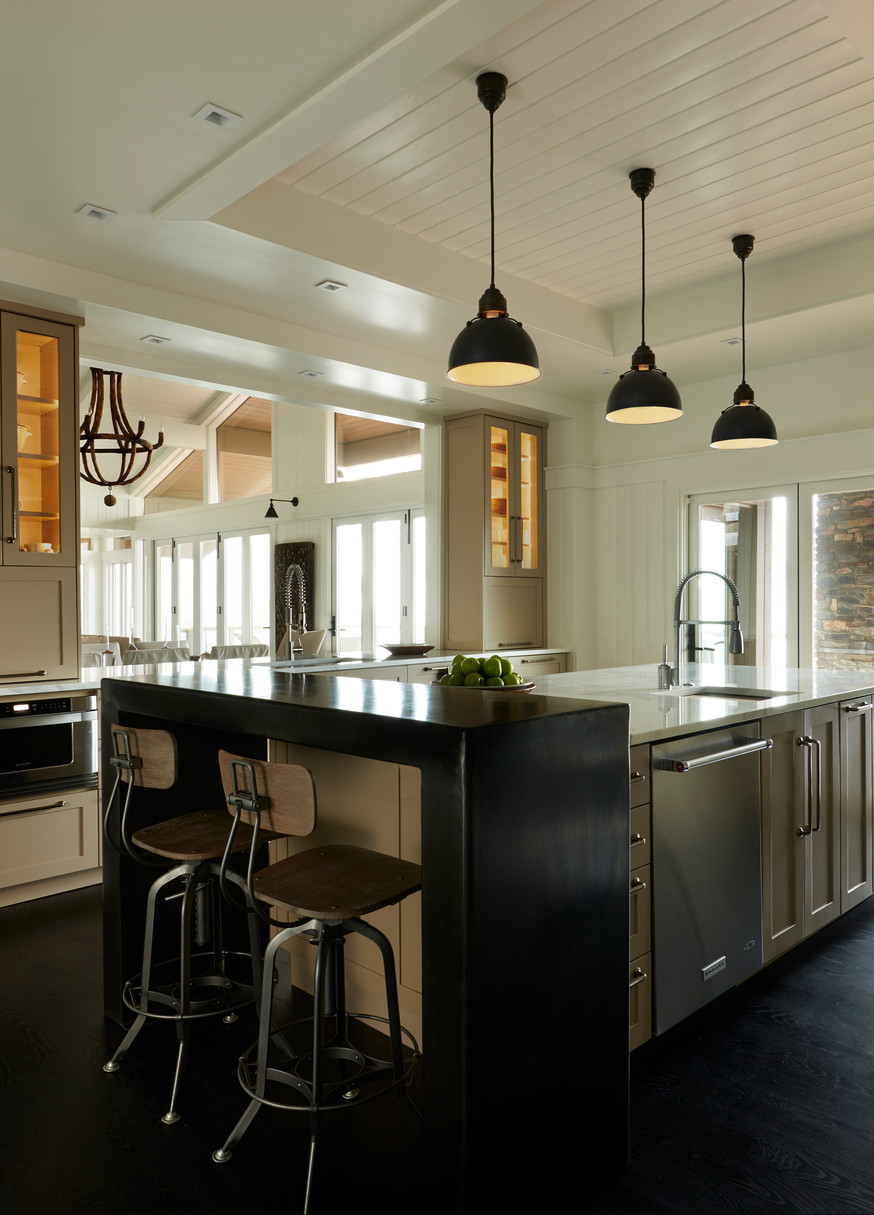 Mountainside kitchen