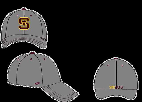 Structured FlexFit SV Logo Cap