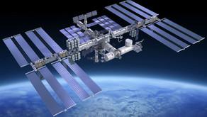 International Space Station orbit increased by 1.1 km