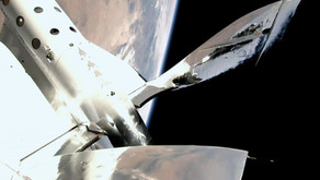 Virgin Galactic completes first Human Spaceflight from Spaceport America, New Mexico