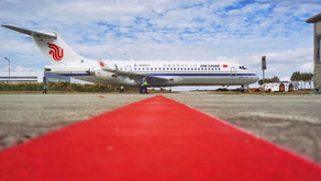 Air China introduces 2nd ARJ21 aircraft