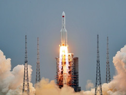 China launches first section of its massive Space Station
