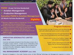 HAL Management Academy (HMA) offers a Unique PGDM Programme for 2021-22