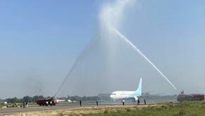 Darbhanga Airport becomes operational