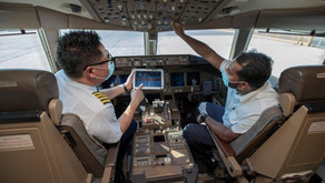 Etihad Airways becomes the first airline in the UAE to roll out electronic technical logs