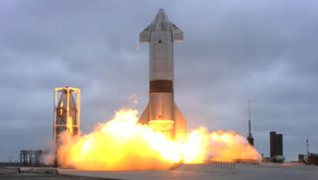 STARSHIP SN15 successfully completed SpaceX's fifth high-altitude flight test