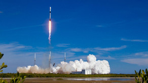SpaceX launches it's 25th mission in 2020 SXM-7 mission