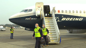 FAA Administrator completes Boeing 737 MAX flight