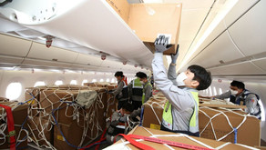 First A350 cabin to cargo conversion with Airbus Service Bulletin completed with Asiana Airlines