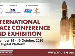 International Space conference on 'Ushering the New Era for Indian Space Sector'