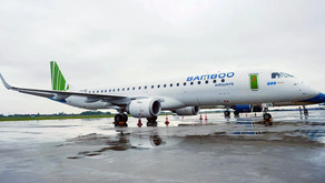 Embraer E195s make Vietnam operational debut with Bamboo Airways