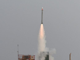 DRDO conducts successful maiden launch of Indian Army version of Medium Range Surface to Air Missile