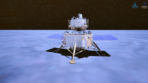 China's Chang'e-5 lands on moon to retrieve samples
