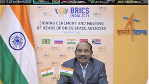 BRICS Space Agencies signed Agreement for cooperation in Remote sensing satellite data sharing