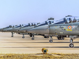 Cabinet approves procurement of 83 Light Combat Aircrafts 'Tejas' from HAL for Indian Air Force