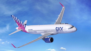 SKY express orders four A320neo and becomes a new Airbus customer