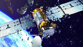 Russian and Indian satellites missed each other in space at 200 m